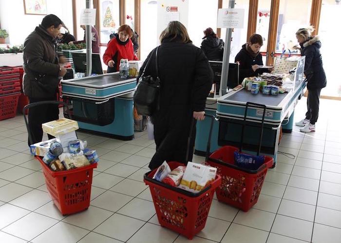 Italia supermercato