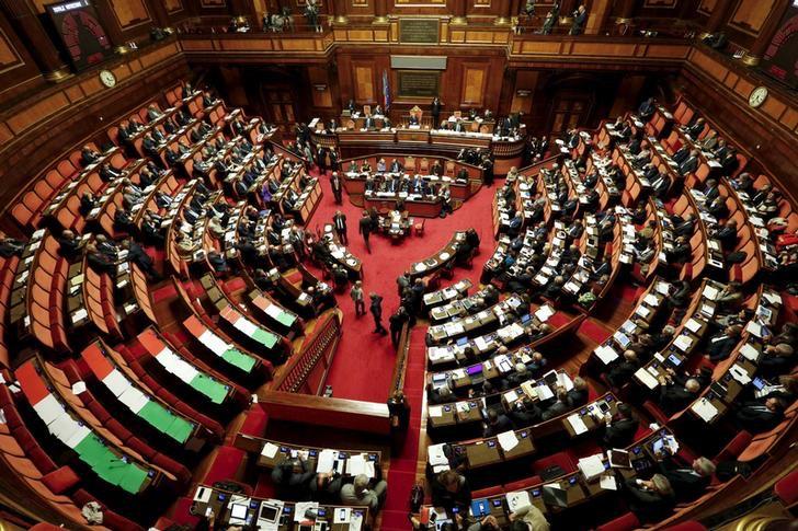 Legge stabilità Senato