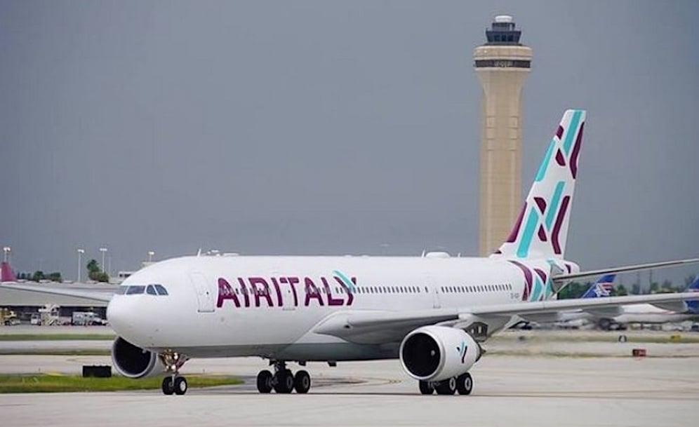 air-italy news