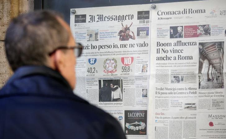 Le 5 notizie più importanti in Italia in questo momento