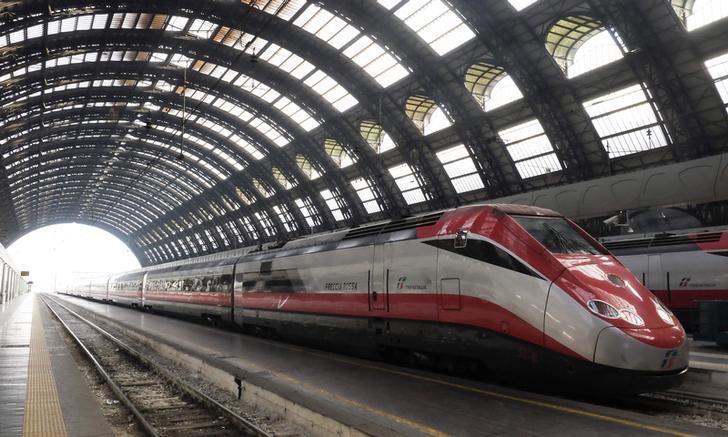 treni fecciarossa